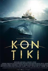 Kon-tiki - skutočný príbeh o nórskych moreplavcoch