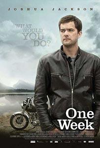 One week - Posledný týždeň. Filmy o cestovaní.