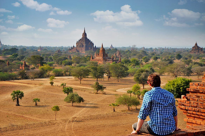 Bagan, Mjanmarsko. Cestovateľský blog.