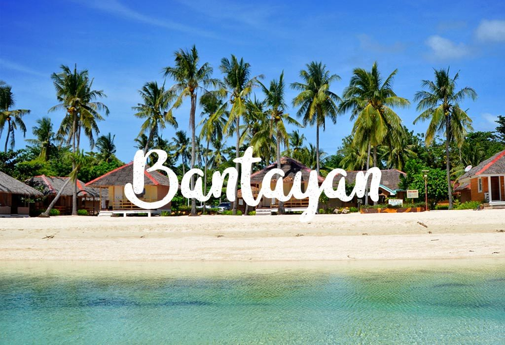 Filipíny - Pláž na ostrove Bantayan