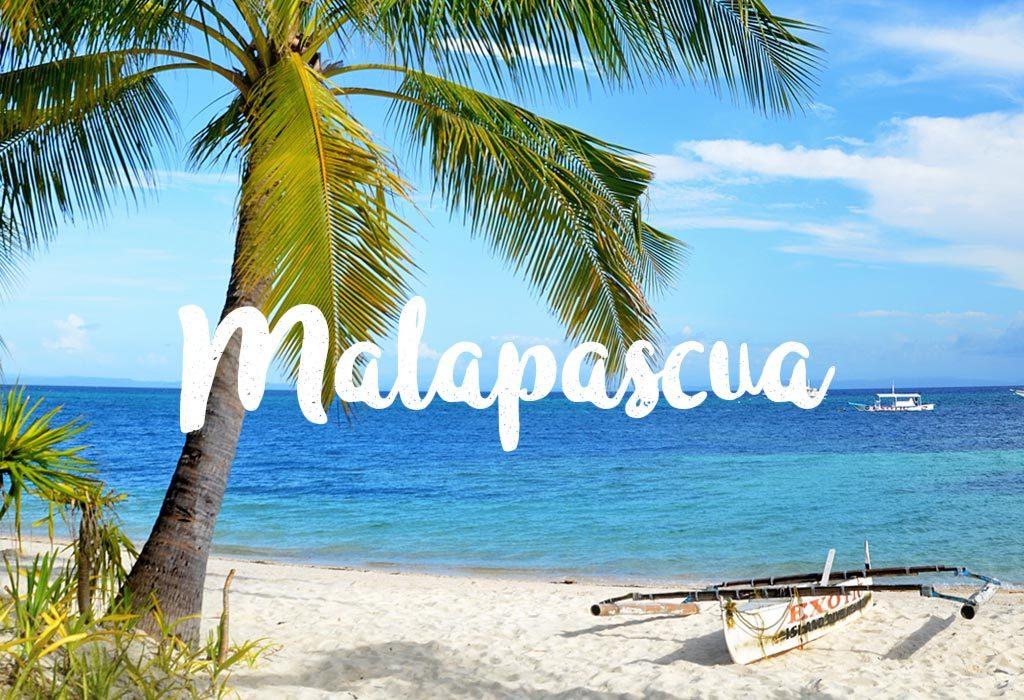 Filipínsky ostrov Malapascua