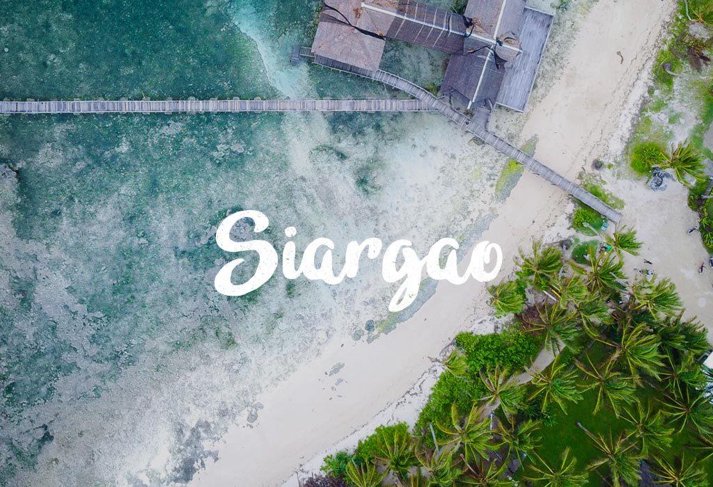 Raj surferov - filipínsky ostrov Siargao
