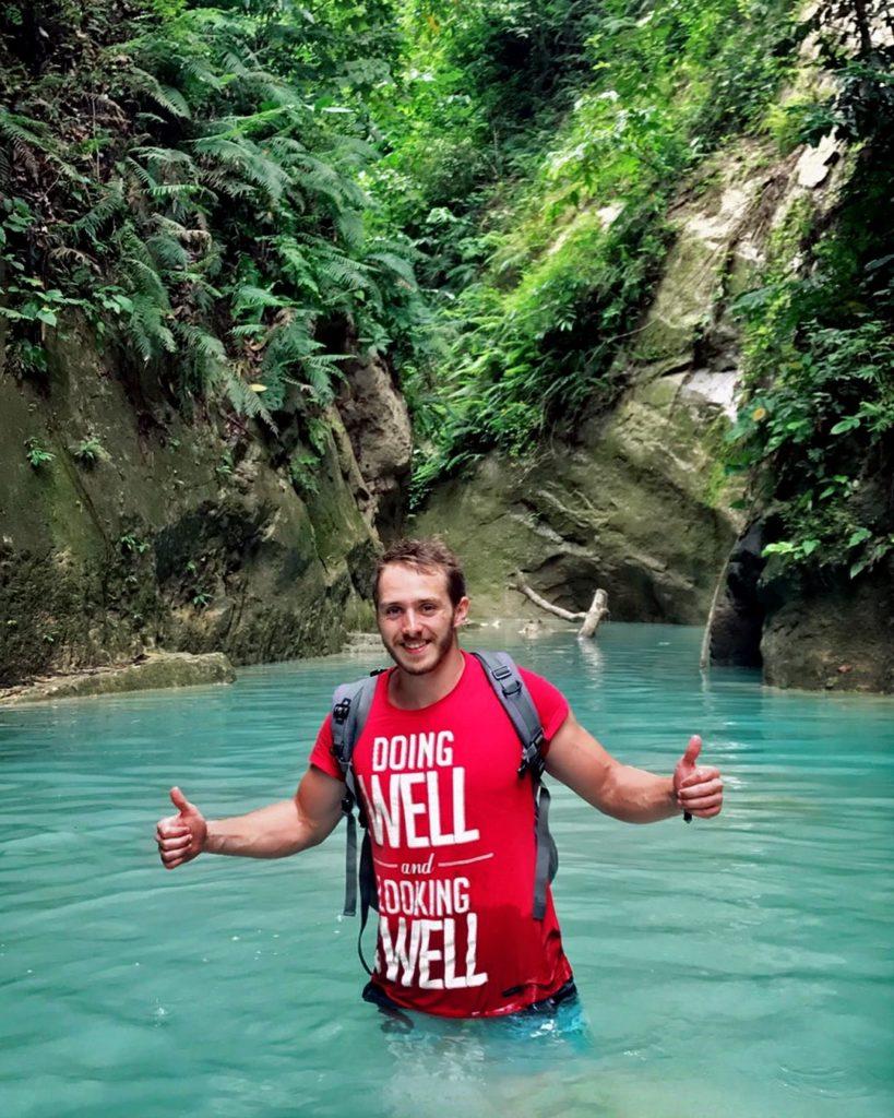 Čakaj, že sa počas cesty k vodopádu poriadne namočíš :)