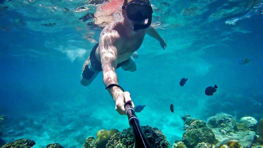 Šnorchlovanie je na všetkých ostrovoch Kerama perfektné!