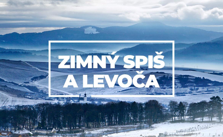 Zimný Spiš a Levoča - tipy na výlety a ubytovanie