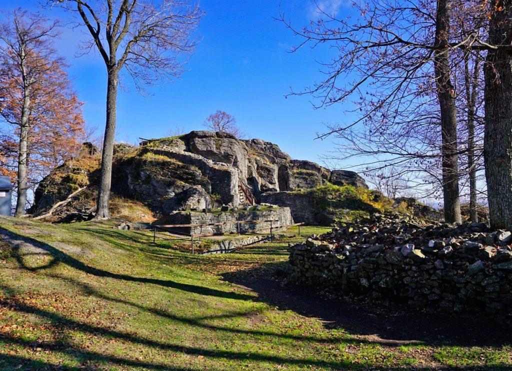 Zrúcanina Sitnianskeho hradu