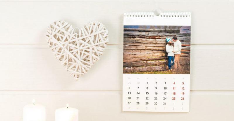 Fotokalendár - pekný darček na vianoce pre priateľku alebo priateľa